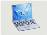 Let's NOTE T2 CF-T2DW1AXR