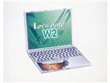 Let's NOTE W2 CF-W2EW1AXS